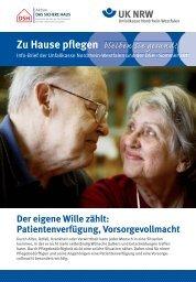 Info-Brief Sommer 2011