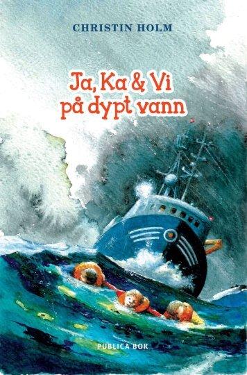 Ja, Ka & Vi på dypt vann_leseprøve