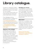 Making the most of your library at Gateshead College - Page 6