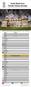 2018 Calendar yumpu - Page 6