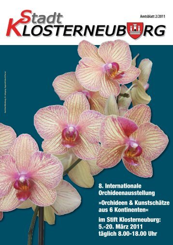(3,93 MB) - .PDF - Stadtgemeinde Klosterneuburg