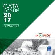 INPEST CATALOGUE 2017