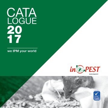 INPEST CATALOGUE 2017