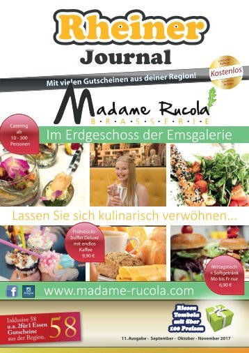 Rheiner Journal - Herbst 2017