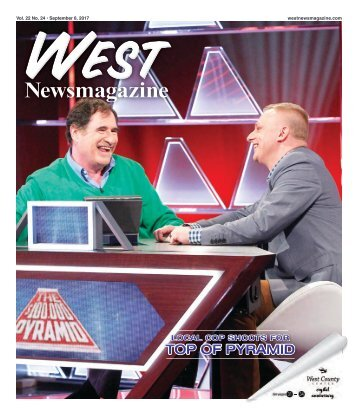 West Newsmagazine 9-6-17