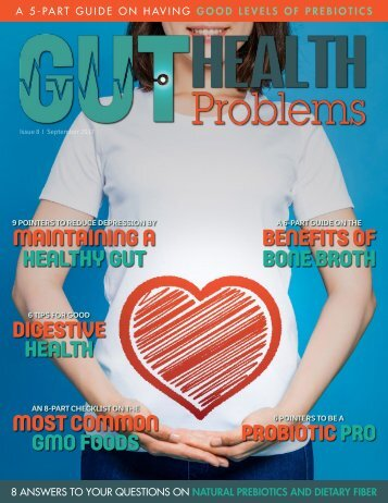 Gut Health Problems -  September 2017