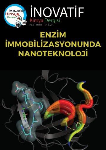 İnovatif Kimya Dergisi Sayı 50