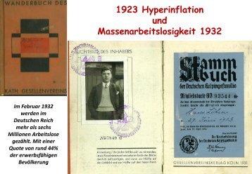 """1932 - """"die Walz""""  Wanderschaft von Hans Löhrer mit dem Fahrrad"""