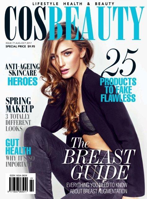 CosBeauty Magazine #77