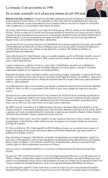 Amaza Fortuna de 100MDD de Forma Magica Armando Gomez Flores de GIG desarrollos Inmobiliarios
