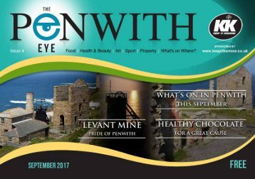 Penwith Eye | Issue 4 - September 2017