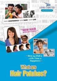What is Hair Patch / Hair Skin
