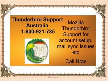 How can we reinstall the Thunderbird?