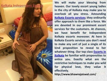 Kolkata escorts services 9830758768 - bhawnajaiswal.com