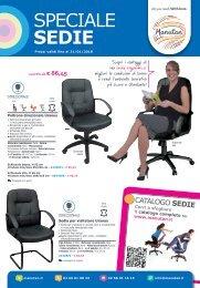 Speciale Sedie per la Pubblica Amministrazione