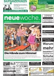 06.09.2017 Neue Woche