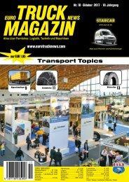 Euro Truck News Digital Nr. 10/2017