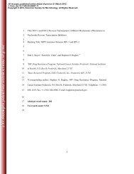 HIV-1 and HIV-2 Reverse Transcriptases - Journal of Virology ...