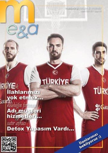 marketing europe & anatolia Sayı: 066