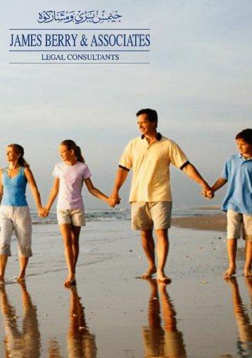 James Berry - Family & Matrimonial