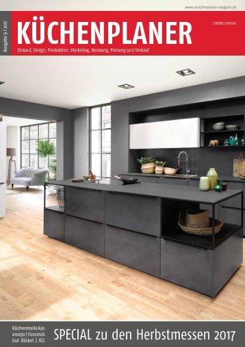 Küchenplaner  - Special zu den Herbstmessen 2017