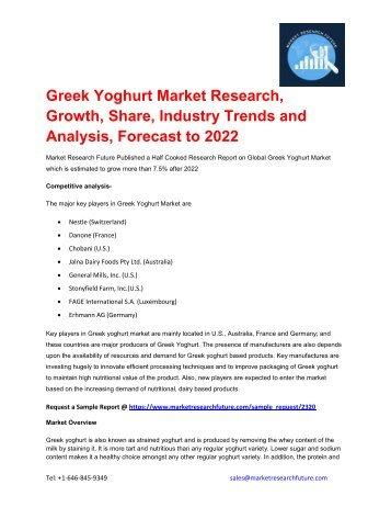 Greek Yoghurt Market_pdf