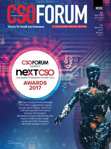 CSOForum_July2017