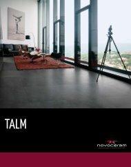 Fliesen - Serie TALM