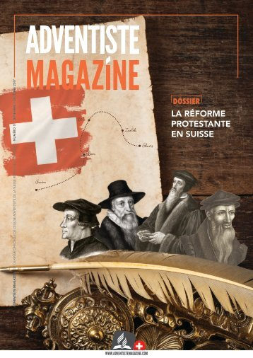 Adventiste Magazine Nº 11 -  Septembre / Octobre 2017