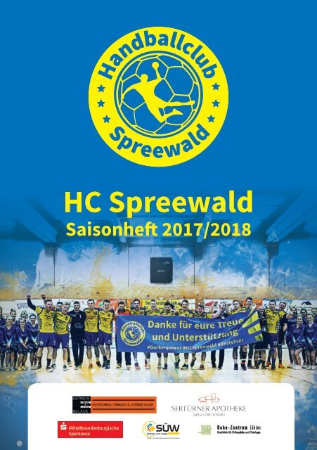 HC Saisonheft 2017/18
