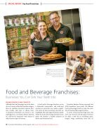 Top 40 Food and Beverage Franchises of 2017 - Page 6
