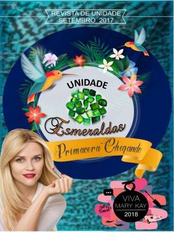 REVISTA DA UNIDADE ESMERALDAS - SETEMBRO 2017