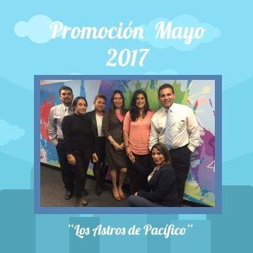 Boletín - Promoción Mayo 2017.