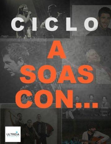 """DOSSIER CICLO """"A SOAS CON..."""""""
