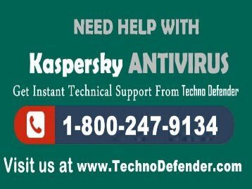 Free kaspersky Tech Support +1-800-247-9134