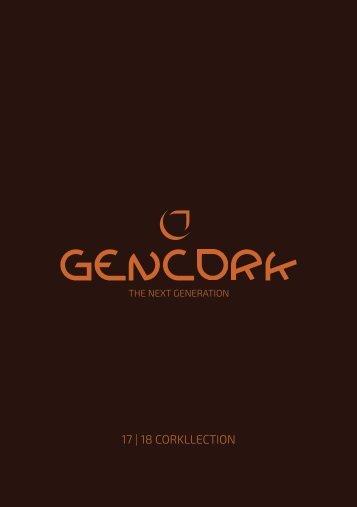 GENCORK CATALOGUE  17-18