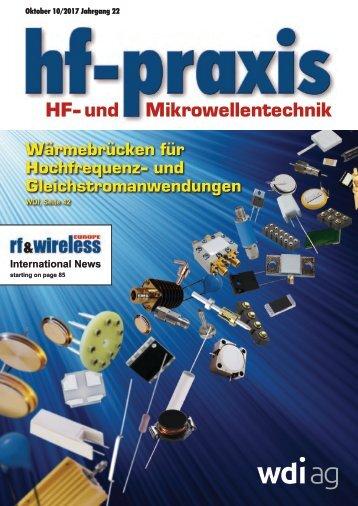 HF-Praxis 10-2017