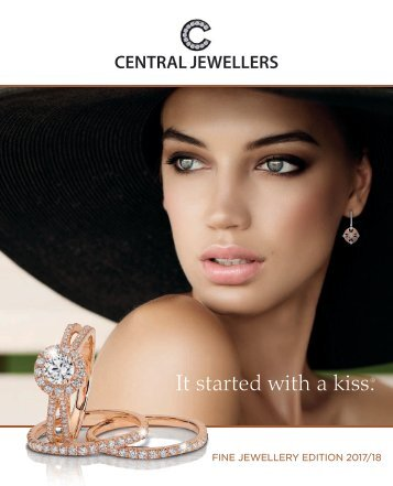 JIM3930 KISS 2017 - Lookbook AUS - CENTRAL JEWELLERS