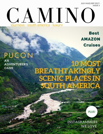 Camino Issue #3