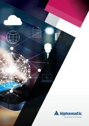 Alphamatic Systems - Company Brochure 2017