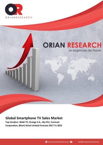 Global Smartphone TV Sales Market Report 2017