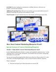 Content Marketing Blueprint review - Content Marketing Blueprint $27,300 bonus & discount - Page 2