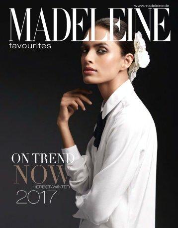 Каталог Madeleine Feeling осень-зима 2017. Заказ одежды на www.catalogi.ru или по тел. +74955404949