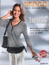 Каталог Bader Trends осень-зима 2017. Заказ одежды на www.catalogi.ru или по тел. +74955404949