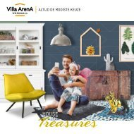 Villa ArenA House of Treasures Magazine Herfst 2017