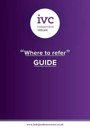 IVC Referral Directory 070917 v2