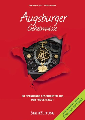 Augsburger Geheimnisse - Preview