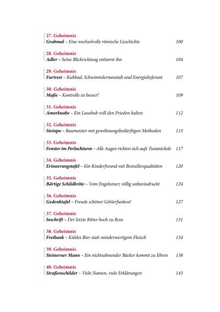Augsburger Geheimnisse - Preview