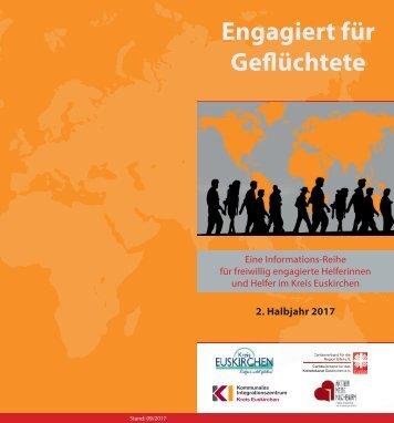 Engagiert für Gefluechtete Programm 2017 Halbjahr 2