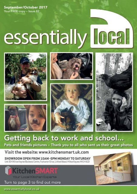 Essentially Local September-October 2017
